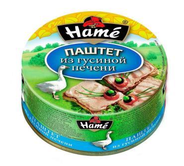 Паштет Hame из гусиной печени