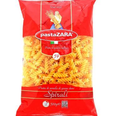 Макаронные изделия Pasta Zara Spirali №57