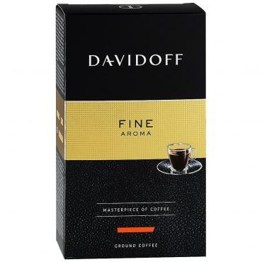 Кофе Davidoff Fine Aroma Молотый