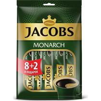 Кофе Jacobs Monarch натуральный растворимый 180 гр.