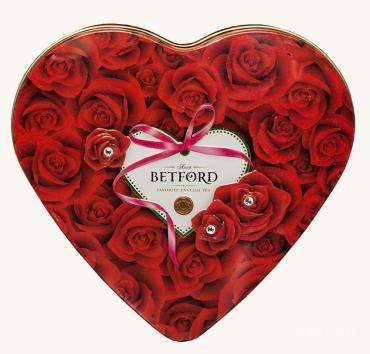 Чай Betford С любовью листовой