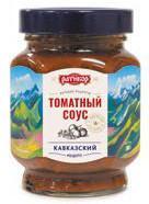 Соус томатный тверской  Ратибор, 300 гр., стекло