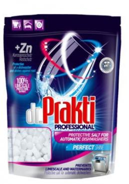 Соль для посудомоечных машин Dr. Prakti минитаблетки