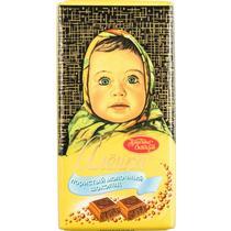 Аленка Шоколад 95г. 1х4х14 Пористый