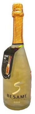 Коктейль винный Besame Gold особый аромат газированный 8%