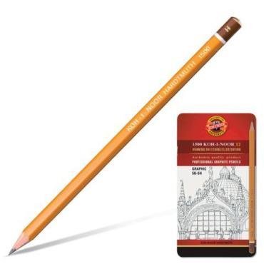 Набор карандашей Koh-i-Noor Graphik 5в-5н