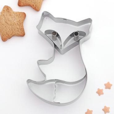 Форма для вырезания печенья Доляна Лисичка