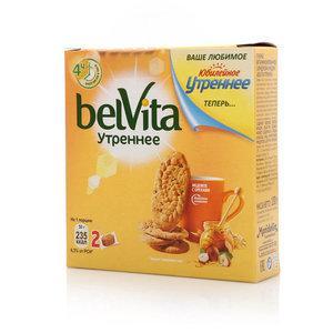 Печенье Юбилейное Belvita утреннее