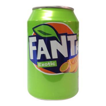 Напиток Fanta Exotic Dose