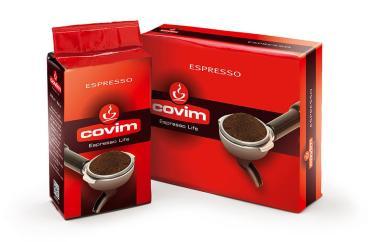 Кофе молотый Covim Espresso