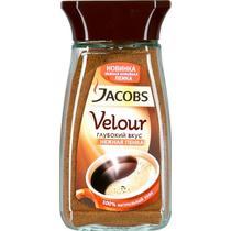Кофе Jacobs Velour растворимый