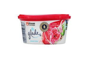 Освежитель воздуха Мини-гель иион и сочные ягоды Glade, 70 гр., пластиковая банка