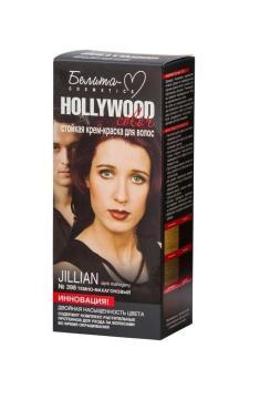 Крем-краска для волос Белита-М Hollywood Jillian № 398 темно-махагоновый