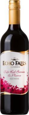 Вино Эxо Фолс Калифорния Рэд / Echo Falls California Red,  Ассамбляж красных сортов,  Красное Полусухое, США