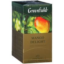 Чай черный Greenfield Mango Delight 25 пакетов