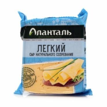Сыр Аланталь Легкий 35%, Россия