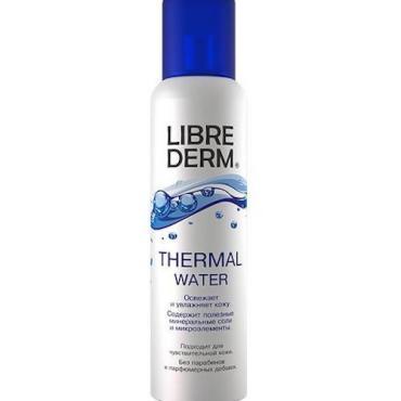 Термальная вода Librederm, 125 мл., Аэрозольная упаковка