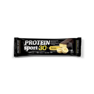 Батончик Protein Sport Банан