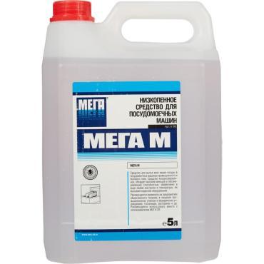 Моющее средство Мега для посудомоечных машин Мега М концентрат