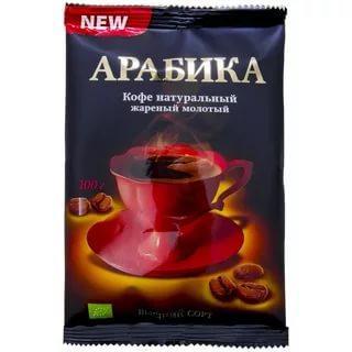 Кофе Красная Чашка Арабика молотый