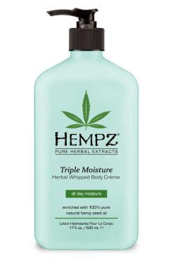 Молочко для тела Hempz Herbal Body Triple Moisture Тройное увлажнение