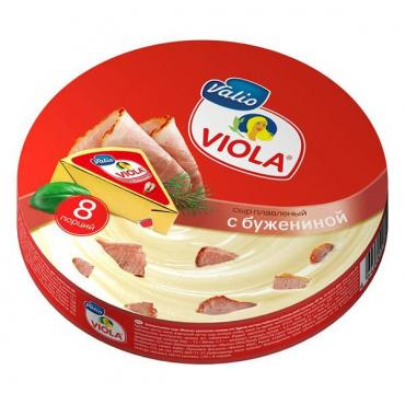 Сыр Valio плавленый буженина