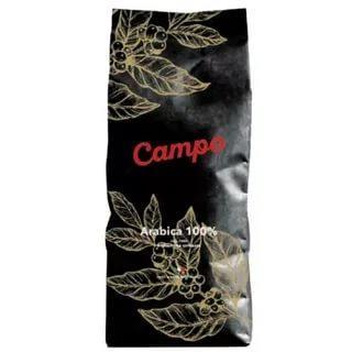 Кофе в зернах Сampo Coffee blend arabica Basic, 1 кг., пластиковый пакет