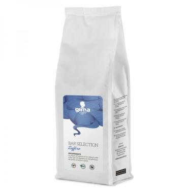 Кофе в зернах Gima Zaffiro Decaf, 500 гр., бумажная упаковка