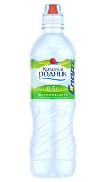 Вода Калинов Родник питьевая спорт 0,5л