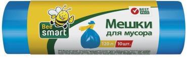 Мешки BeeSmart для мусора 120л