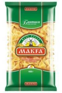Макароны Макфа бантики, 400 гр., флоу-пак