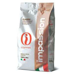 Кофе в зернах Impassion Classic Italy 1 кг., флоу-пак