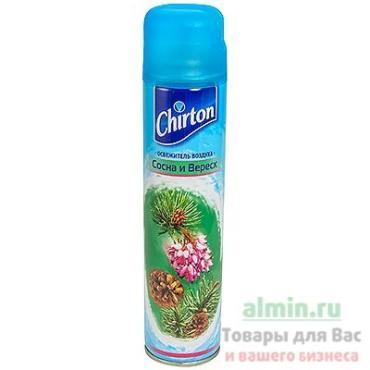 Освежитель воздуха Chirton Сосна и вереск