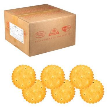 Печенье, Ясная поляна, Кураж, 3 кг., картонная коробка