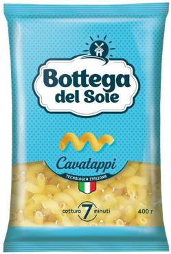 Изделия макаронные витки Bottega del Sole