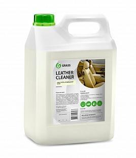 Очиститель-кондиционер для натуральной кожи Grass Leather Cleaner, 5 л., канистра