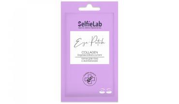 Тканевые патчи для глаз с коллагеном SelfieLab, 25 гр., пластиковый пакет