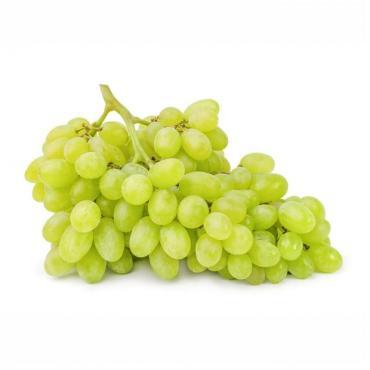 Виноград белый импортный без косточки 1 кг., пакет