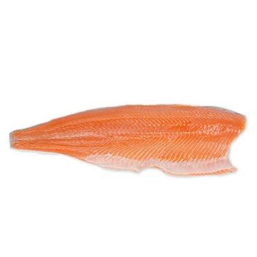 Филе лосося сёмги н/к., в/у., ~ 1,3-1,8, Чили, 2 кг., вакуумная упаковка