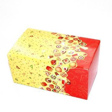 Коробка на вынос 150х91х70мм с печатью 225 шт Рог изобилия
