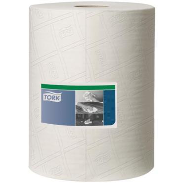 Материал протирочный бумажный 2-сл., 170 м., в рулоне 235х262 мм., Tork PREMIUM, 1,02 кг., пластиковый пакет