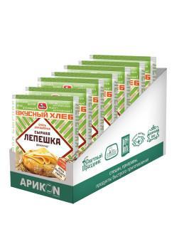 Смесь для выпечки лепешка сырная Preston, 300 гр., пластиковый пакет
