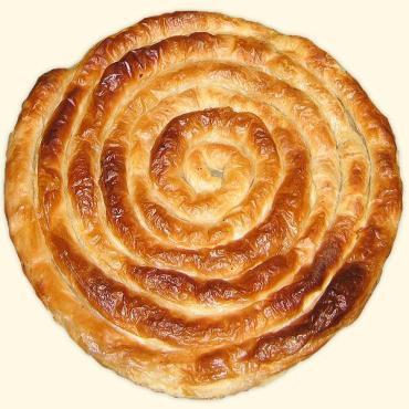 Бурек с вишнёвой начинкой (продукция для пекарен), Bontier, 100 гр., пакет