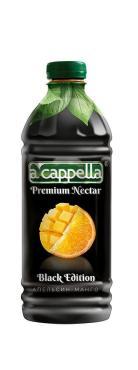 Сок манго и апельсин, Black, Acappella, 500 мл., ПЭТ