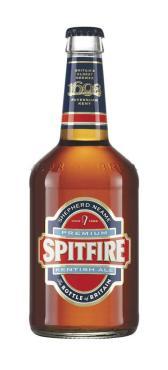 Пиво Shepherd Neame Spitfire Ale красный эль 4,5%
