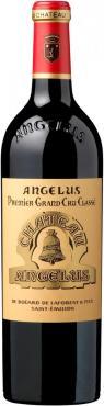 Вино Saint-Emilion AOC 1-er Grand Cru Classe, 2014 выдерж. кр. сух.,  Chateau l'Angelus, 750 мл., стекло