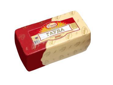 Сыр Гауда 50% Сырная долина, 4 кг., вакуумная упаковка