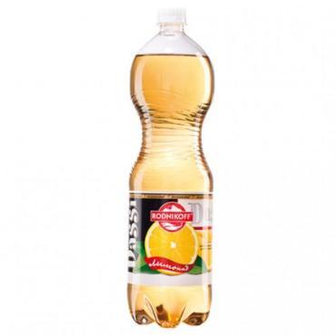 Лимонад со вкусом Апельсина, Родникофф, Дасси 1,5 л., пластиковая бутылка