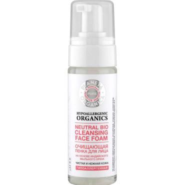 Пенка для лица Planeta Organica Pure Очищающая