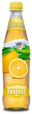 Напиток газированный, Лимонад, Ильинские лимонады, 480 мл., ПЭТ
